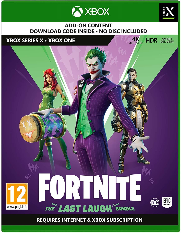 Kompiuterinis žaidimas Fortnite The Last Laugh Bundle PS5 - piguskrendu.lt